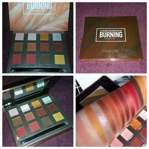 NEW Focallure Burning Eyeshadow Palette